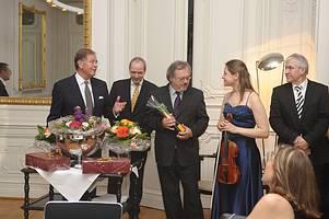 Palais Biron-2010, Konzert für die